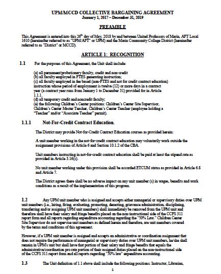 UPM 2017 Contract image